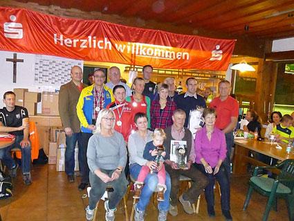 Landkreis. und Sparkassen-Laufcup 2015