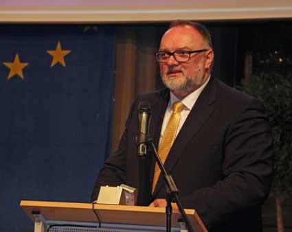 Oberbürgermeister Jürgen Dupper